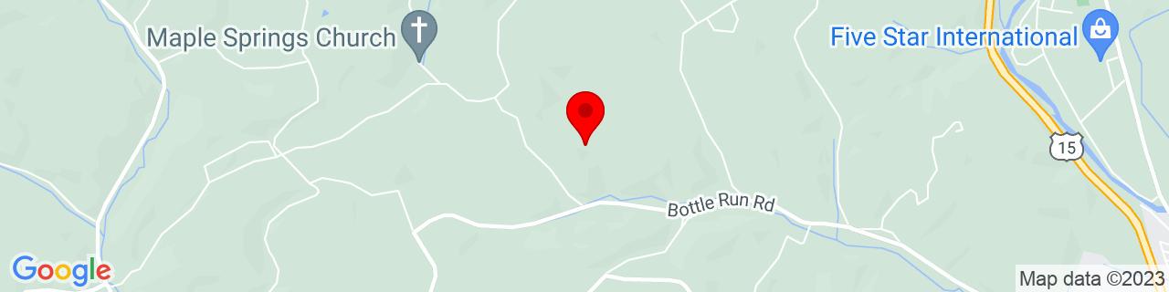 Google Map of 41.2720004, -77.10249019999999