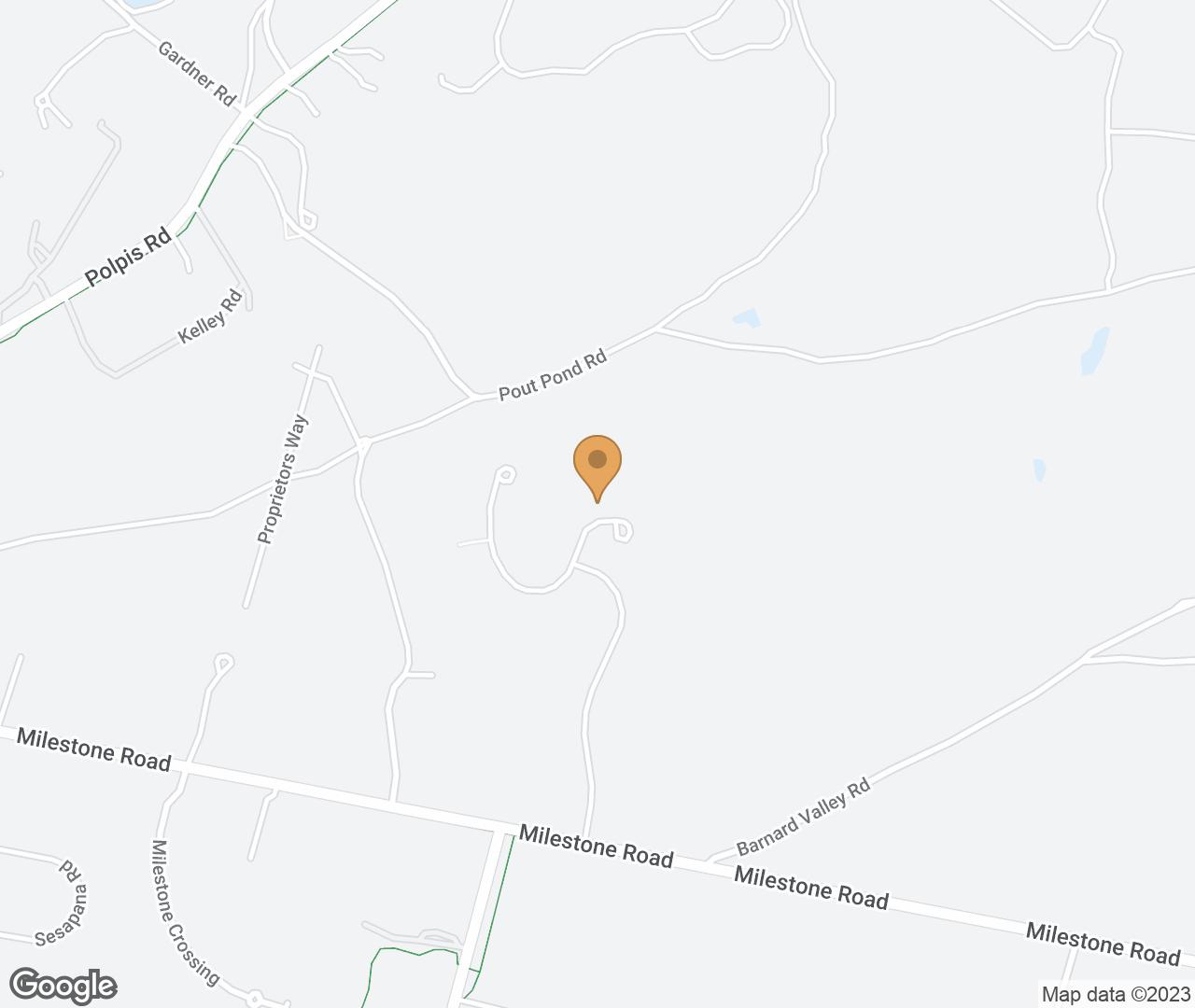 Google Map of 11 Upper Tawpawshaw Road, Nantucket, MA, USA