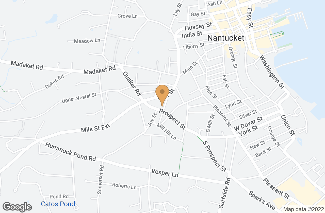 Google Map of 7 New Mill St