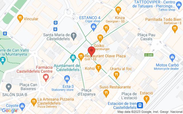 Administración nº1 de Castelldefels