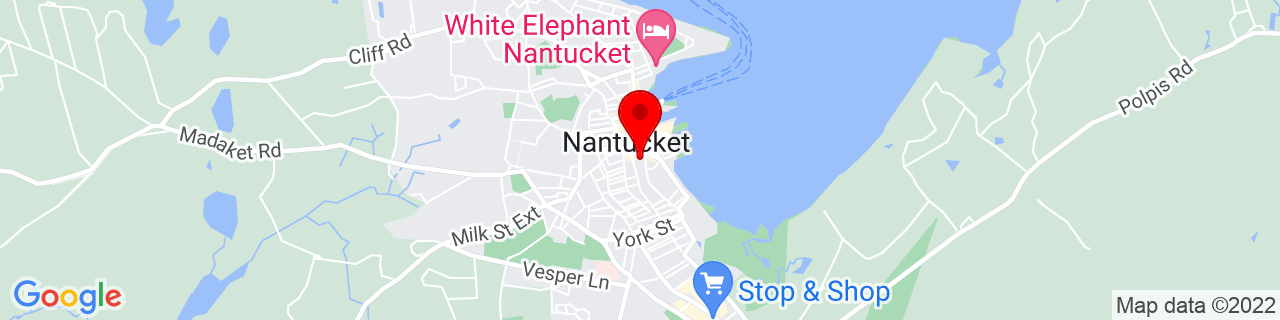 Google Map of 41.282345, -70.098264