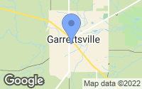 Map of Garrettsville, OH