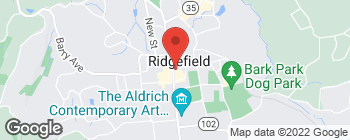 Map of 470 Main St in Ridgefield