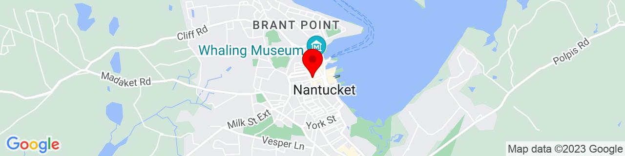 Google Map of 41.2834704, -70.099451
