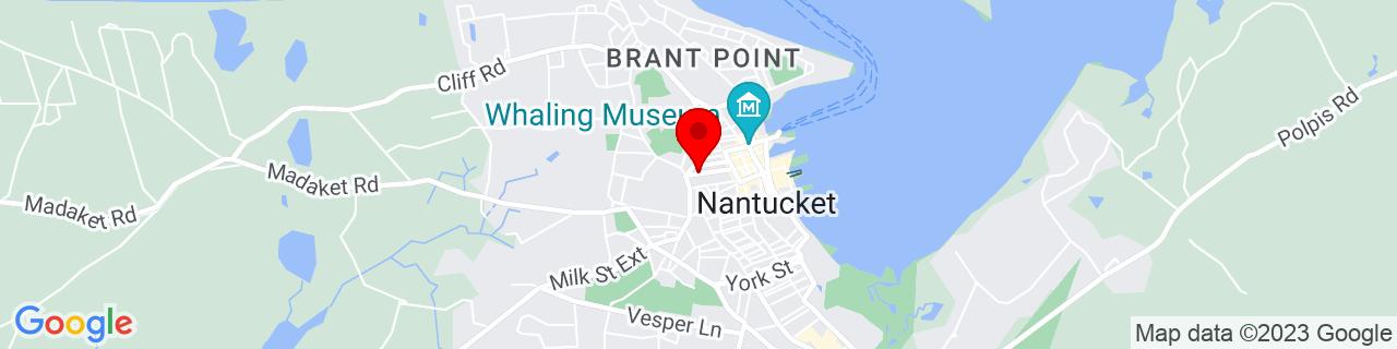 Google Map of 41.2836442, -70.1027214
