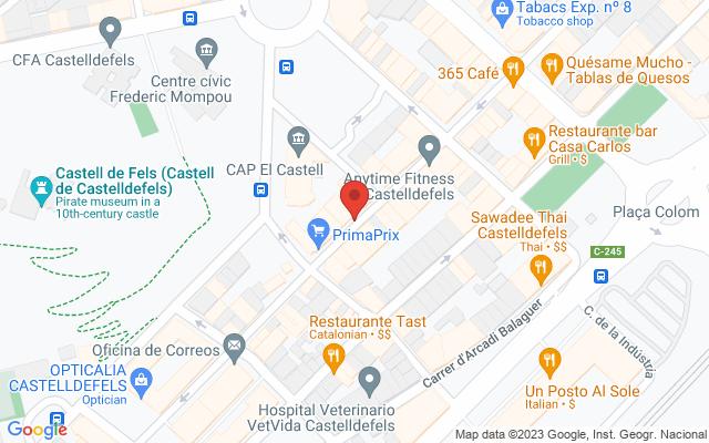 Administración nº2 de Castelldefels