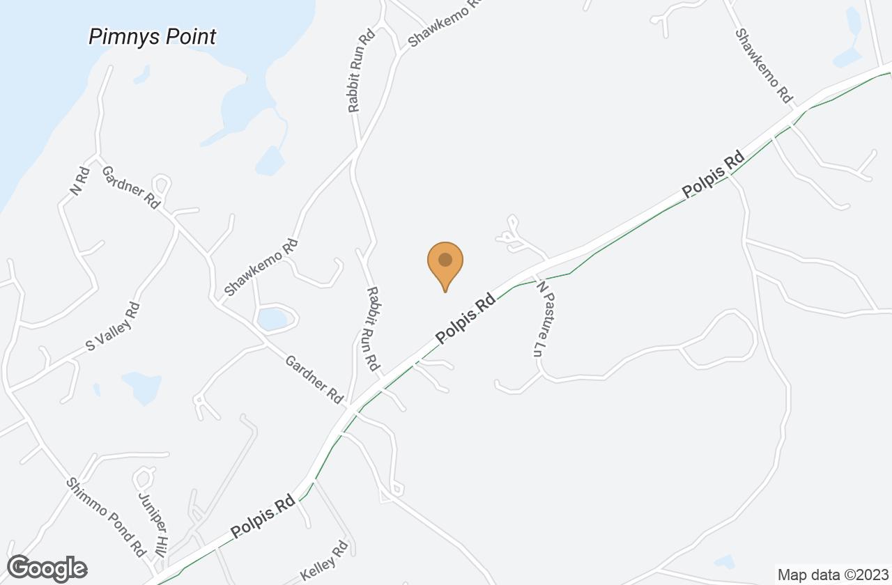 Google Map of 84 Polpis Road, Nantucket, MA, USA