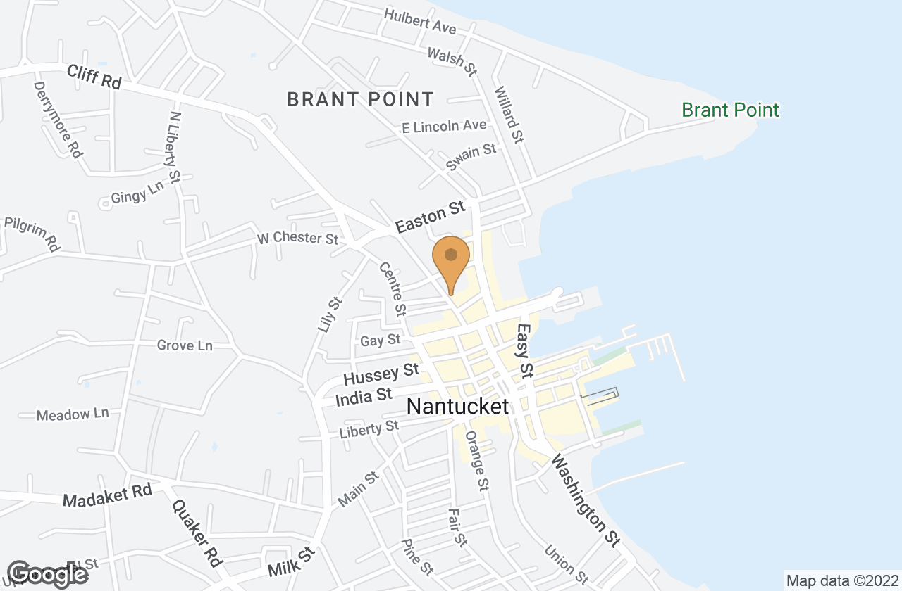 Google Map of 7 North Water St