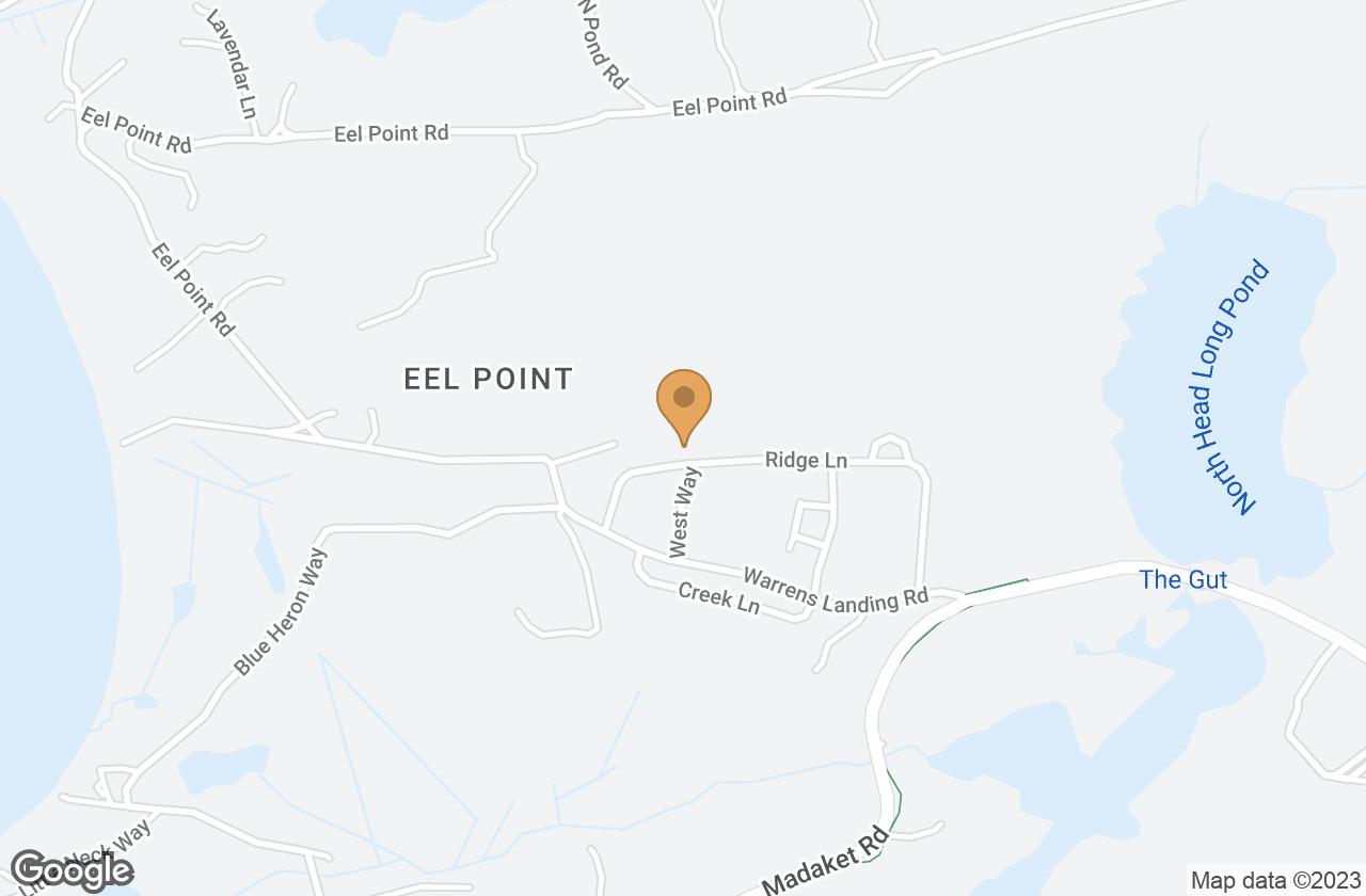 Google Map of 35 Ridge Lane