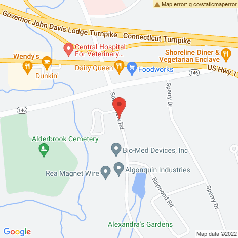 Occupational Therapy Services of Guilford @ Guilford - Location Map