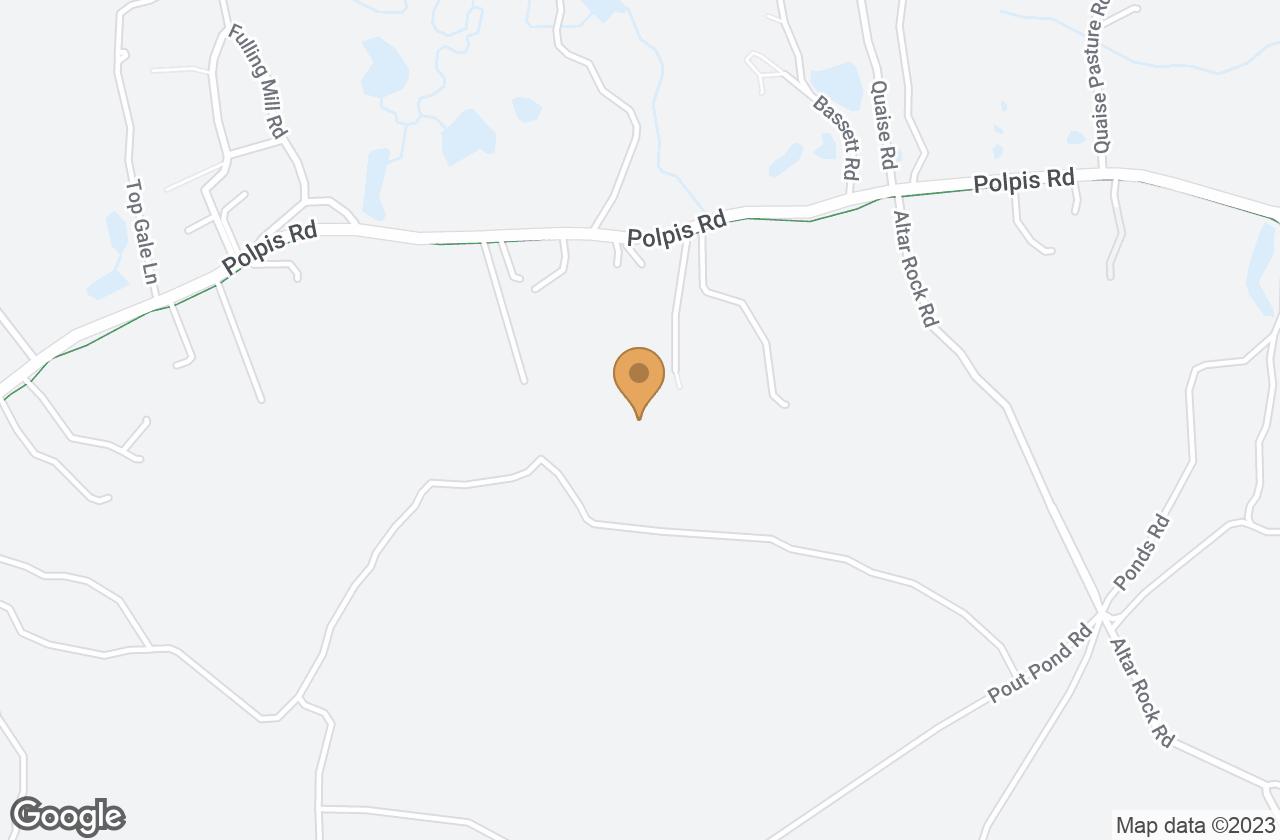 Google Map of 183 Polpis Road, Nantucket, MA, USA