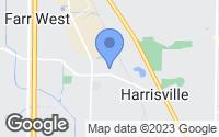 Map of Harrisville, UT