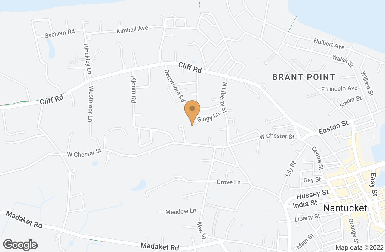 Google Map of 15A Gingy Lane