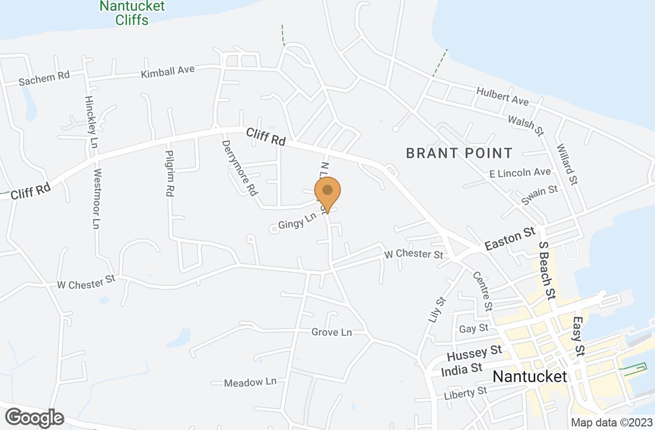 Google Map of 67 North Liberty St