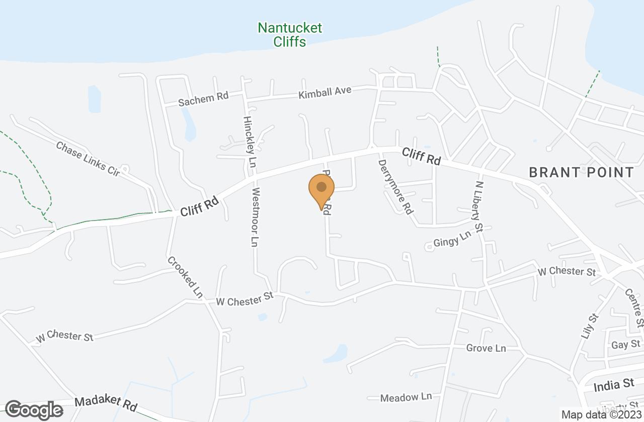 Google Map of 26 Pilgrim Rd