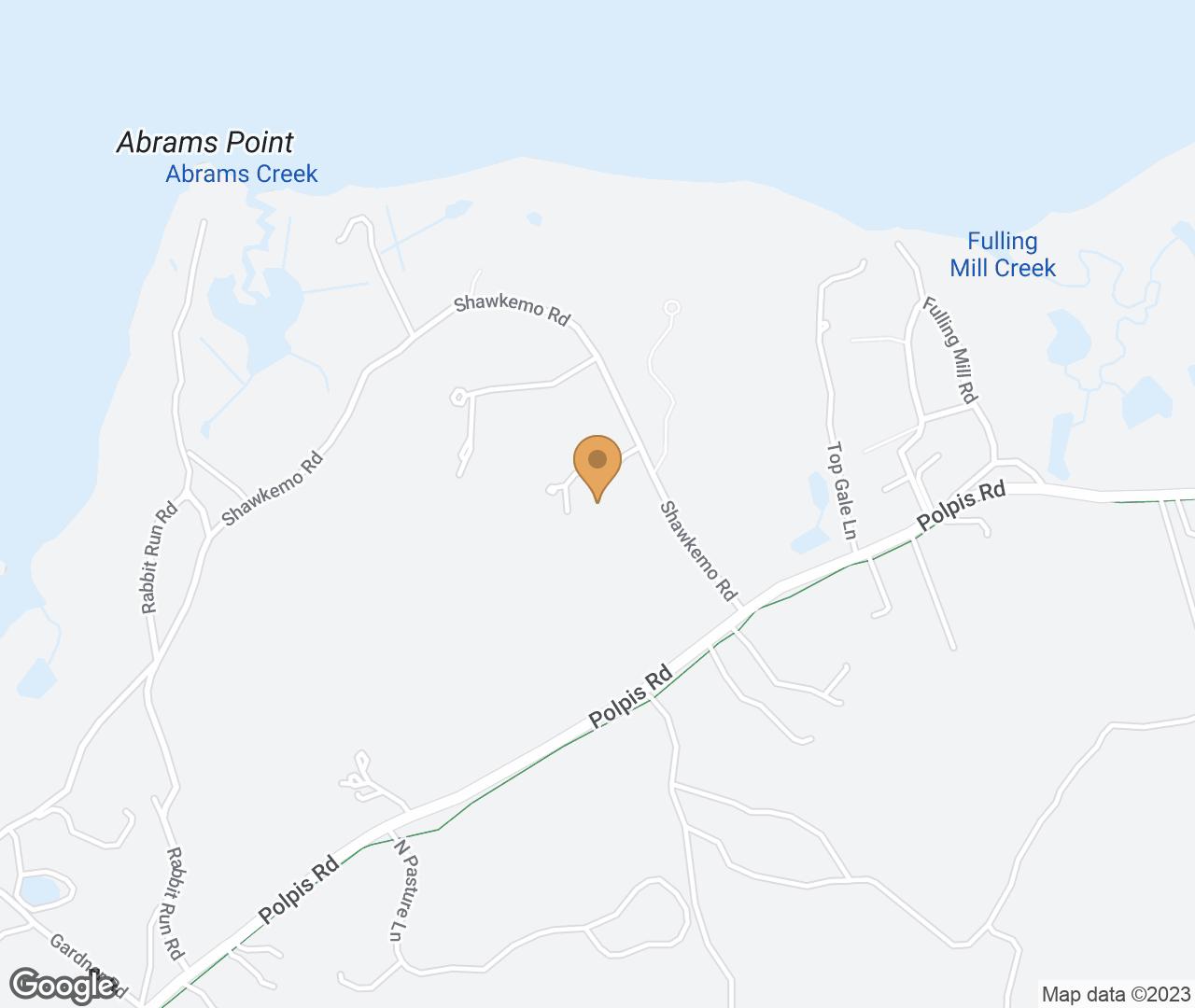 Google Map of 3 Shawkemo Hills Lane, Nantucket, MA, USA