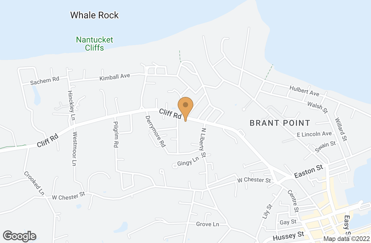 Google Map of 64 Cliff Rd