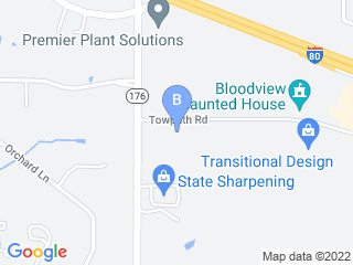 Map of Central Bark Doggy Day Care Broadview Heights Dog Boarding options in Broadview Heights | Boarding