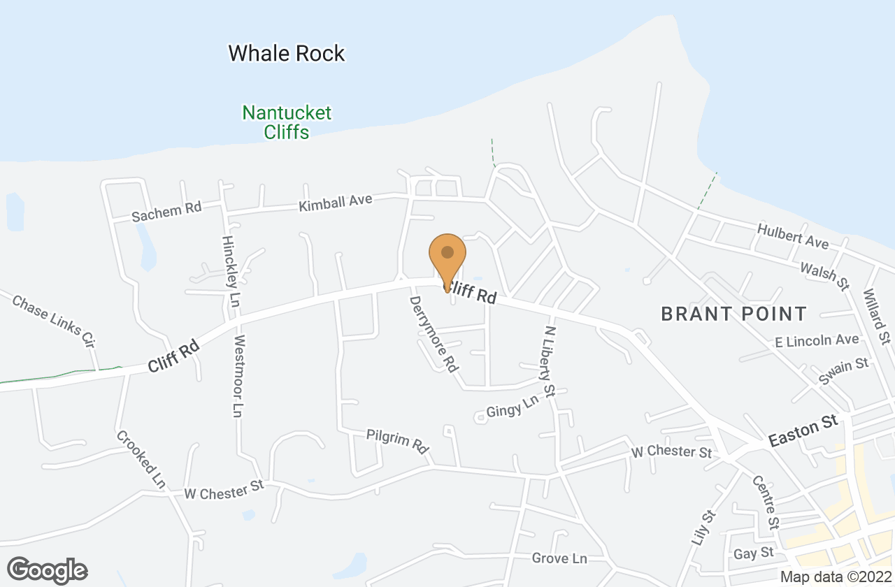 Google Map of 72R Cliff Rd