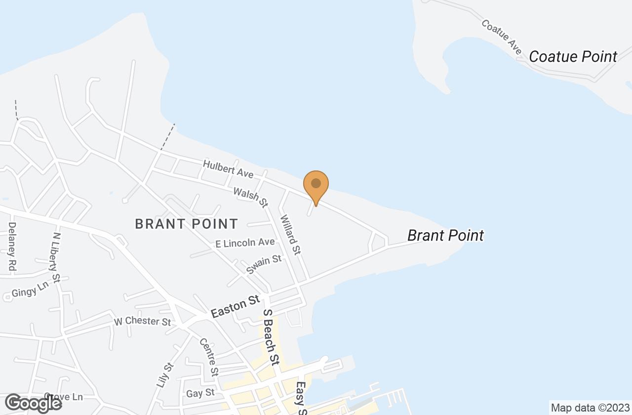 Google Map of 2 Sandy Dr