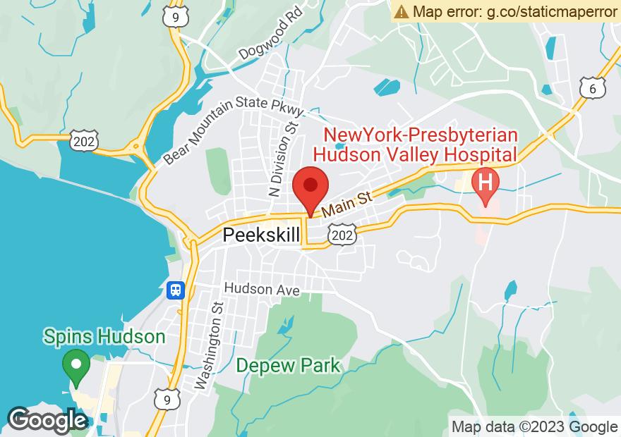 Google Map of 1201 MAIN ST