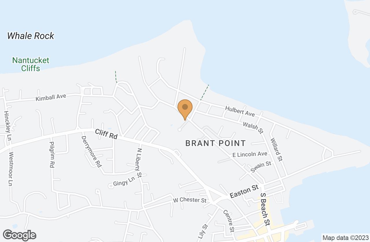 Google Map of 6A Stone Barn, Nantucket, MA, USA