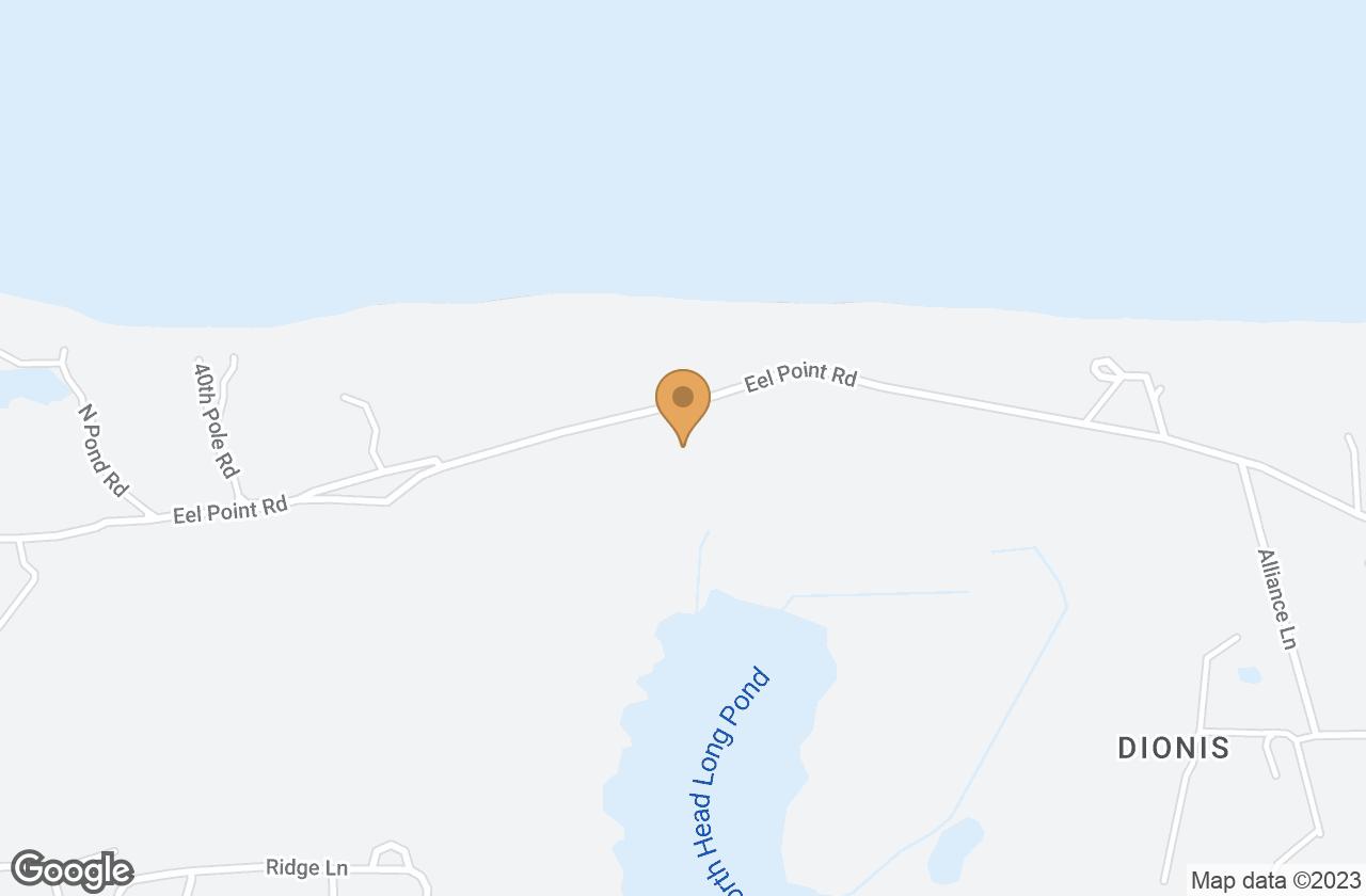 Google Map of Linda Loring Nature Foundation, Eel Point Road, Nantucket, MA, USA