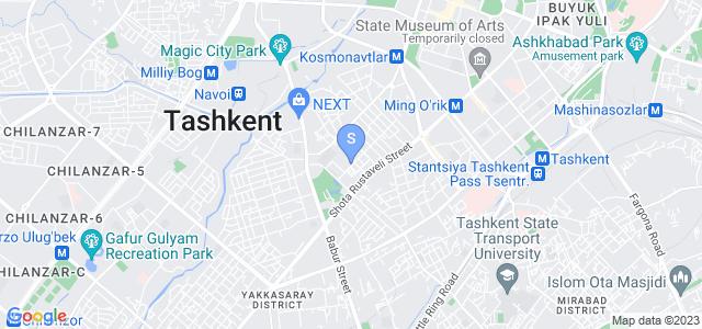 Location of Ichan Qala on map