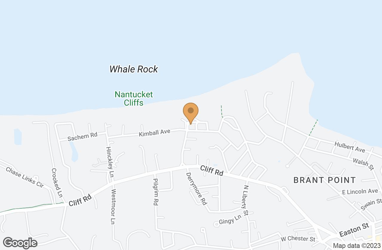 Google Map of 9 Sherburne Turnpike