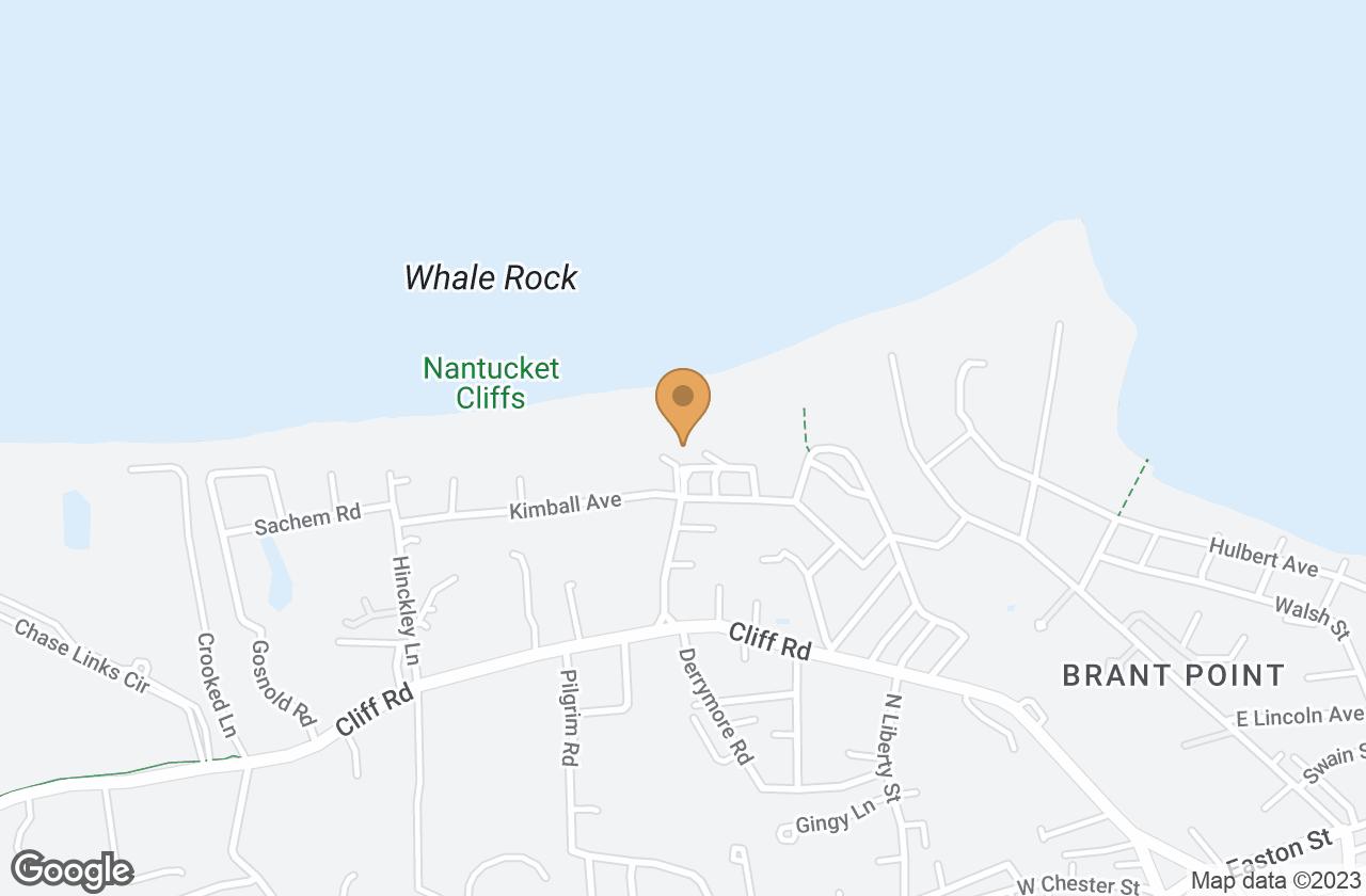 Google Map of 9 Sherburne Way