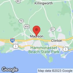 Madison Bloom Fresh Florist on the map