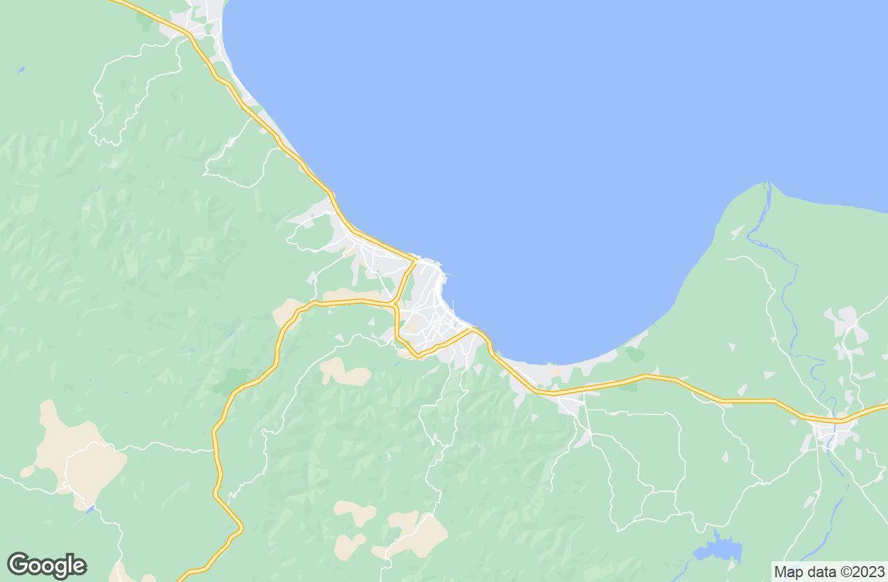 Google Map of صامسون
