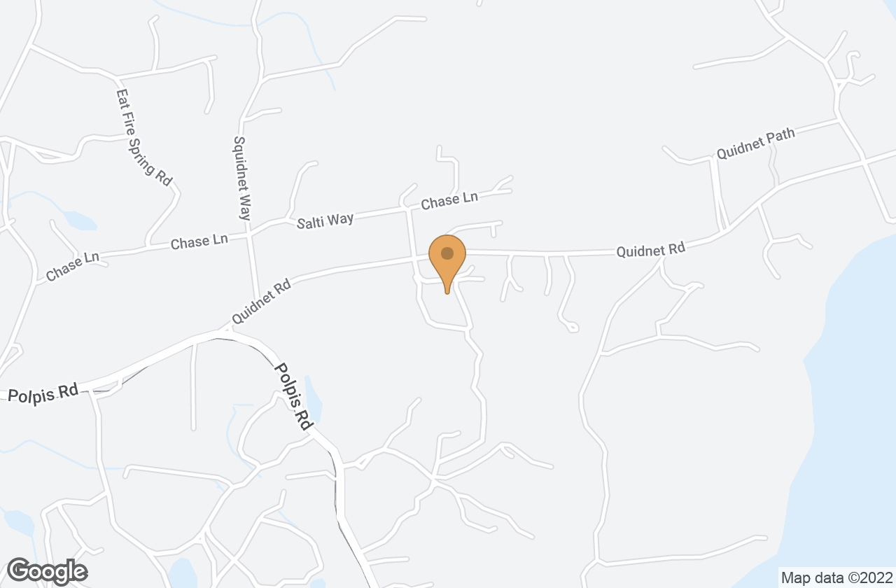 Google Map of 5 Brier Patch Rd