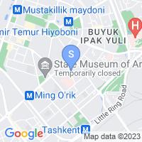 Location of Miran International on map