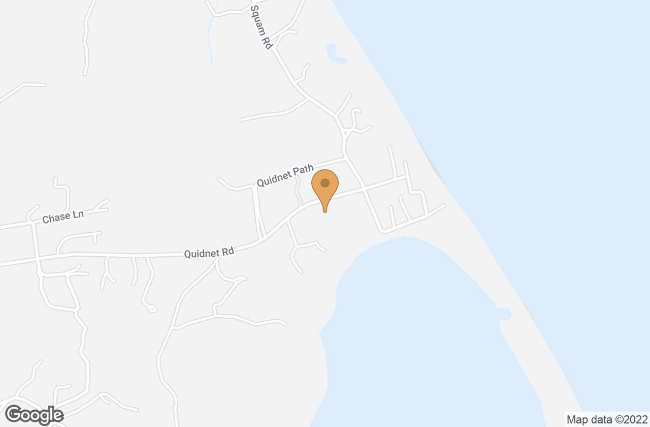 Google Map of 41 Quidnet Road, Nantucket, MA, USA