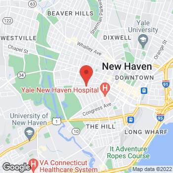 Map of Rite Aid at 249 Legion Avenue, New Haven, CT 06519
