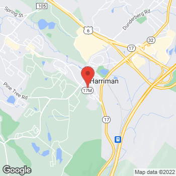 Map of Optimum WiFi Hotspot at 54 State Route 17M, Harriman, NY 10926