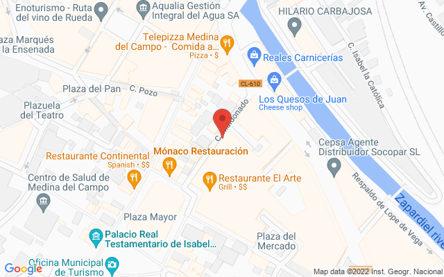 Administración nº2 de Medina del Campo