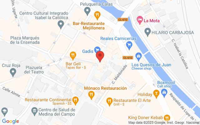 Administración nº1 de Medina del Campo