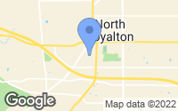 Map of North Royalton, OH