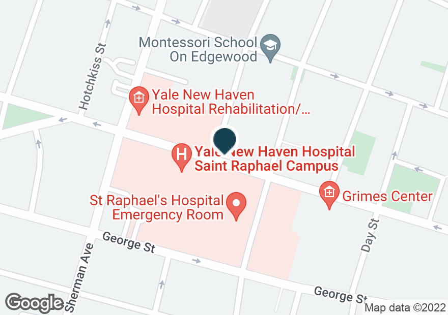 Google Map of1415 CHAPEL ST