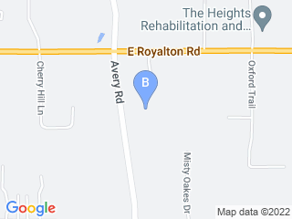 Map of Pawsitively Savvy Dog Boarding options in Broadview Heights | Boarding