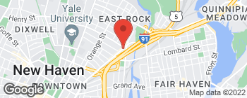 Map of 977 State St Apt 1R in New Haven