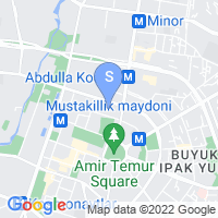 Location of City Palace on map