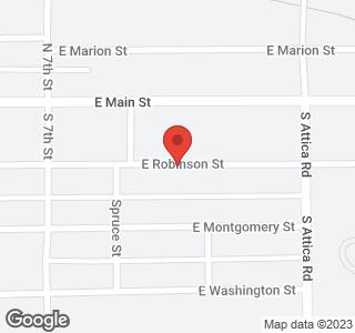 814 E Robinson Street