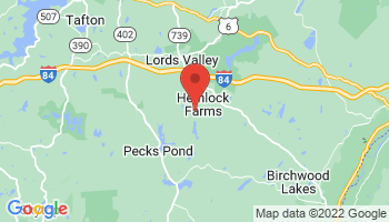 Map of Lords Valley