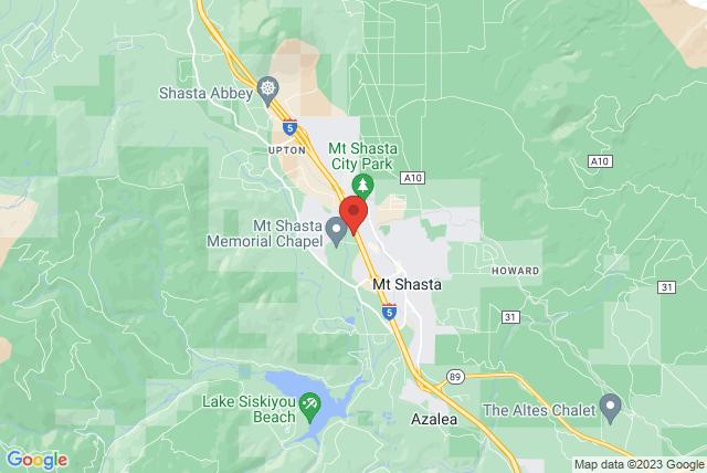 White Mountain Pilates Studio Map