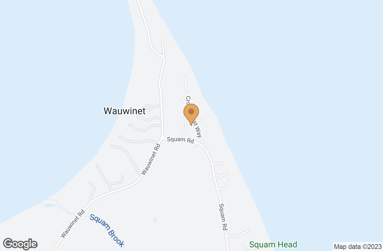 Google Map of 8 Plover Lane