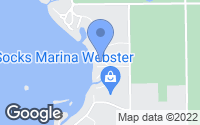 Map of North Webster, IN