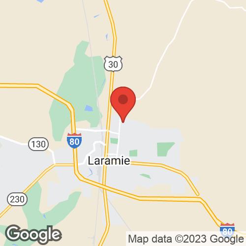 Laramie Kempo Karate Club on the map